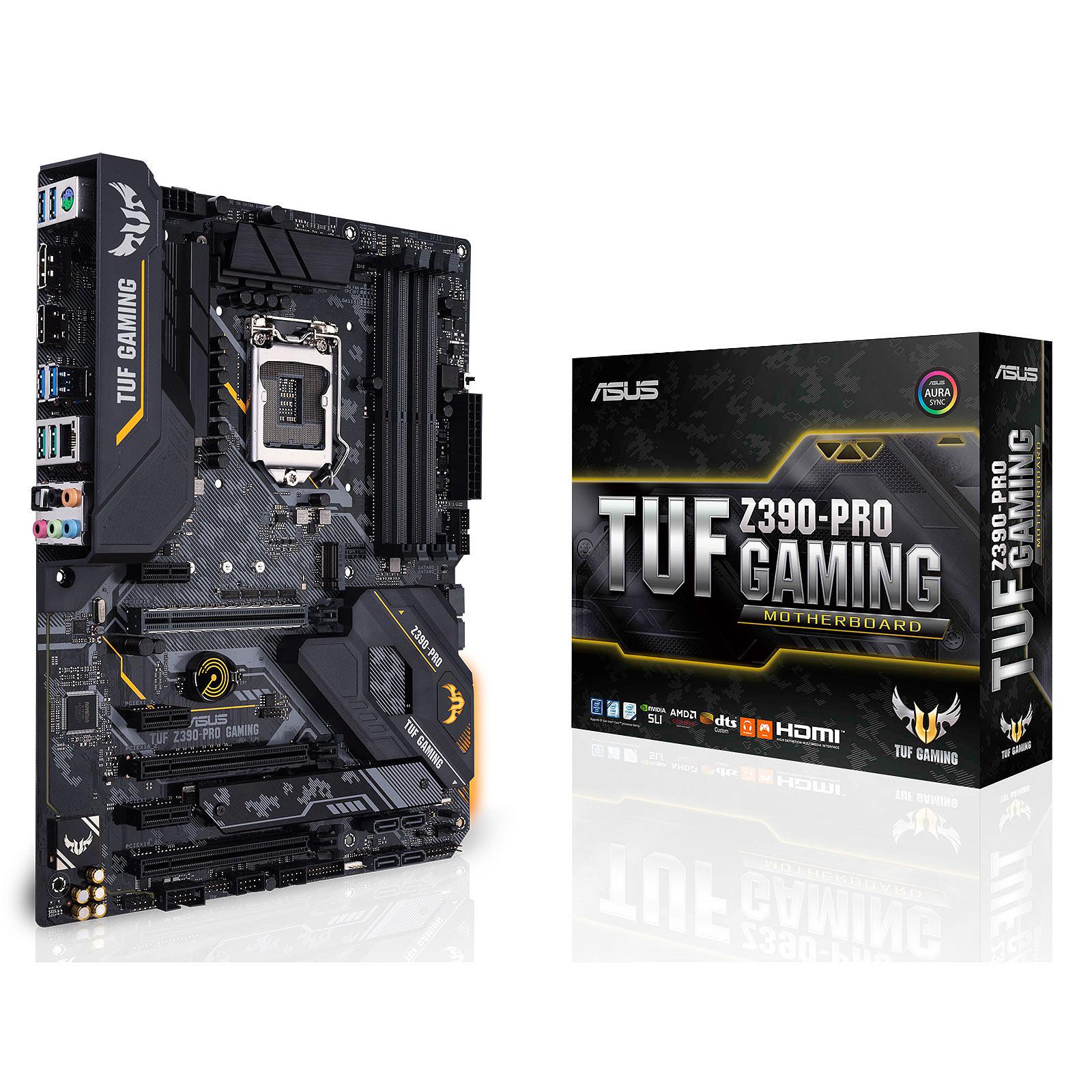 Carte mère Asus TUF Z390 Pro Gaming