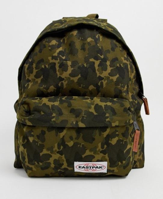 Sac à dos Eastpak Pak'R - Camouflage, 24 L