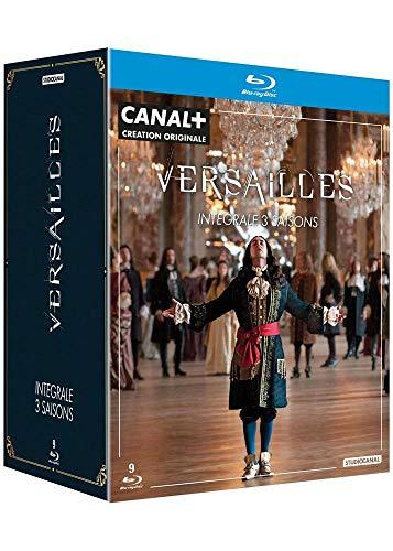Coffret Blu-ray Versailles - Intégrale des 3 Saisons