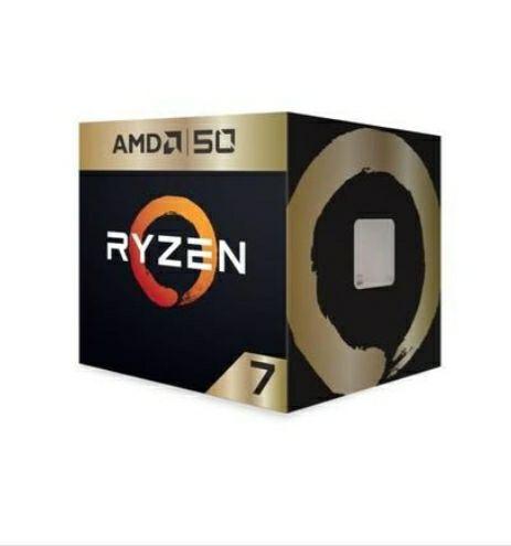 Processeur AMD Ryzen 7 2700x - 50th Anniversary Edition