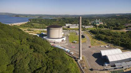 Visite gratuite du reacteur de la centrale nucléaire de Brennilis (29)