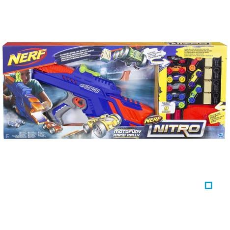 Pistolet Hasbro Nerf Nitro Motofurry