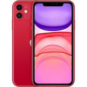 """Smartphone 6.1"""" iPhone 11 Product Red - 128Go"""