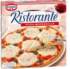 Pizza mozzarella ristorante (via quoty / prixing)