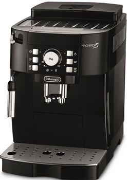 Machine à café automatique Delonghi Ecam 21.116.B Magnifica S - 1.8 L, 15 bar, Noire (Frontaliers Allemagne)