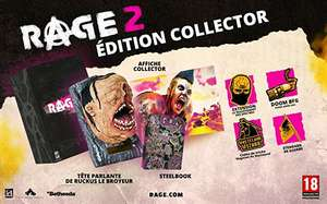Rage 2 Collector sur PS4 ou PC