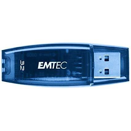 Clé USB 2.0 Emtec - 32 Go (Frontaliers Allemagne)