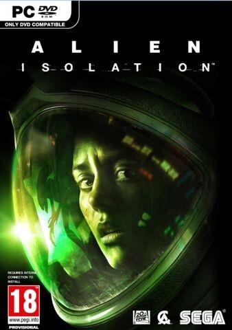 Jeu Alien Isolation sur PC