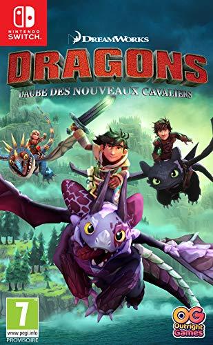 Jeu Dragons L'aube des nouveaux cavaliers sur Nintendo Switch