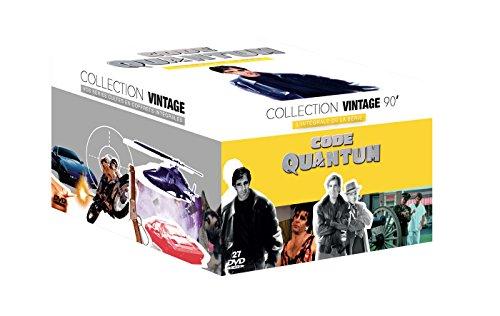 Coffret DVD Code Quantum - L'intégrale de la série