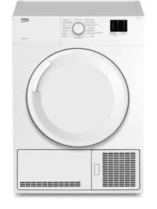 Sèche-linge frontal Beko DBBU81310W - Blanc (via retrait magasin)