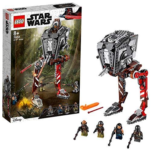 Jeu de construction Lego Star Wars - AT-ST Raider (75254)
