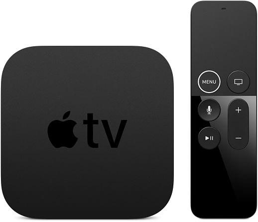 Boitier multimédia Apple TV 4K - 5ème génération, 32 Go