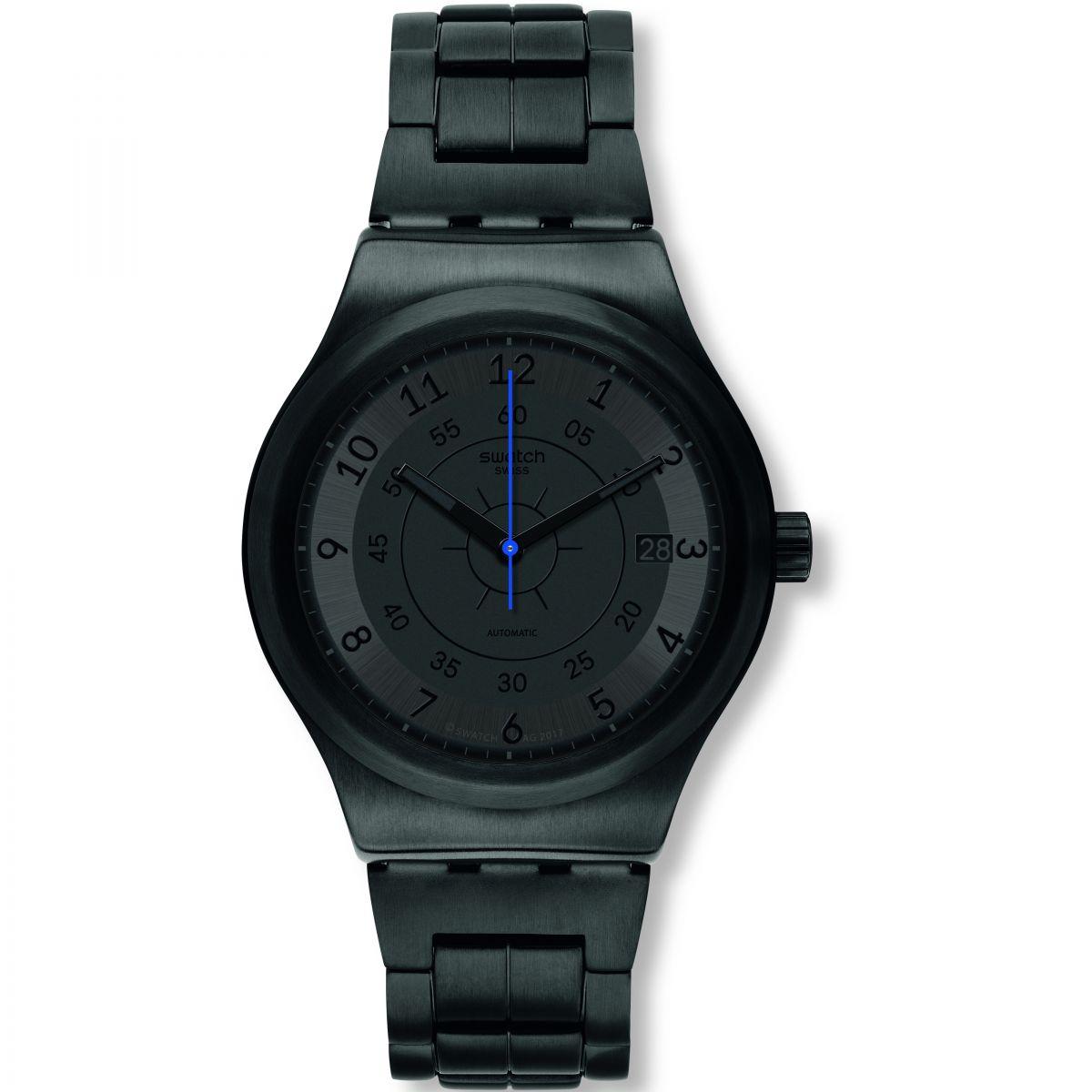 Montre Homme Swatch Sistem Dark YIB401G
