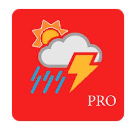 Application Now Weather Pro gratuite sur Android