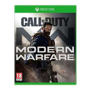 Call of Duty: Modern Warfare sur Xbox One et PS4