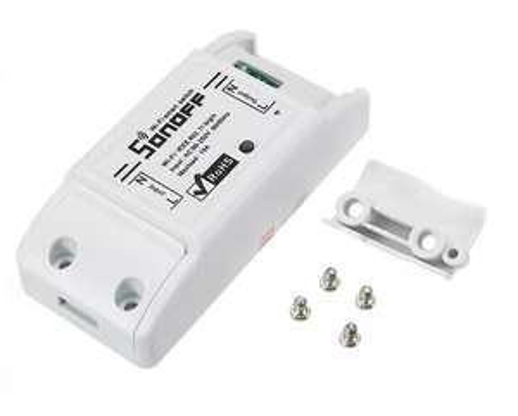 Commutateur de base sans-fil Sonoff basic - Wi-Fi