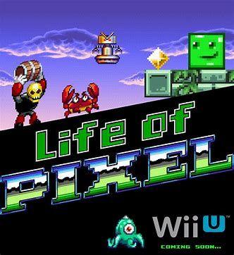 Jeu Life of Pixel et Abyss sur Wii U