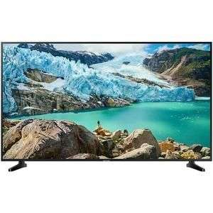 "TV 55"" Samsung 55RU7092 - 4K UHD,  HDR10+, Smart TV"