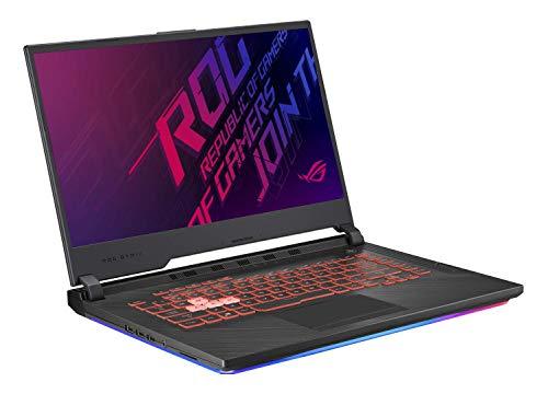"PC Portable 15,6"" Asus ROG STRIX-G-G531GT-AL041T - Intel Core i7-9750H, RAM 16Go DDR4, SSD 256Go + SSHD 1To, GTX 1650 4Go"