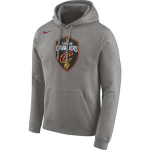 Sweat Nike Cleveland Cavaliers Gris (Taille XL)