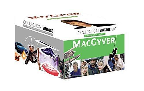 Coffret DVD MacGyver La série - Intégrale des 7 saisons
