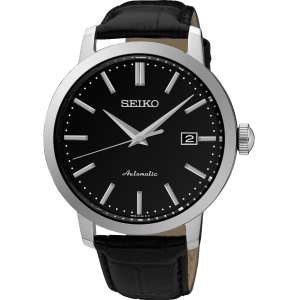 Montre Homme Seiko SRPA27K1 - 42mm, Cuir