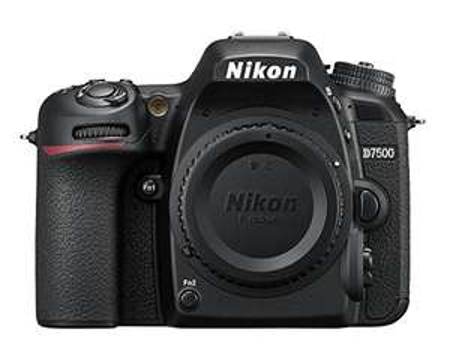 Appareil photo numérique reflex Nikon D7500 - 20.9 Mpix, CMOS, boîtier nu
