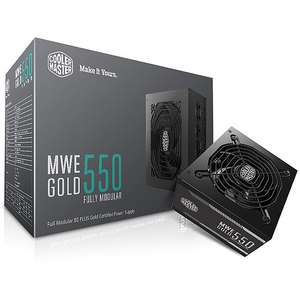 Alimentation PC Cooler Master 550 W Full Modulaire