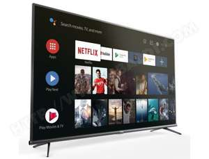 "TV 55"" TCL 55EP663 - LED, 4K UHD, HDR 10, Android TV (Via ODR de 70€)"