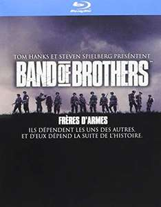 Coffret Blu-Ray - Band of brothers + The Pacific + Bonus
