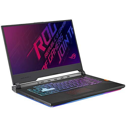 """PC Portable 15.6"""" Asus ROG SCAR3-G531GW-AZ062T - FHD 240Hz, i7-9750H, RAM 16Go DDR4, Nvidia RTX 2070 8Go + 3 Jeux sur PC"""