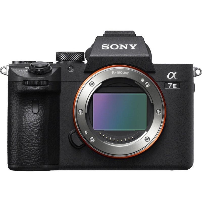 Appareil photo numérique hybride Sony Alpha A7III