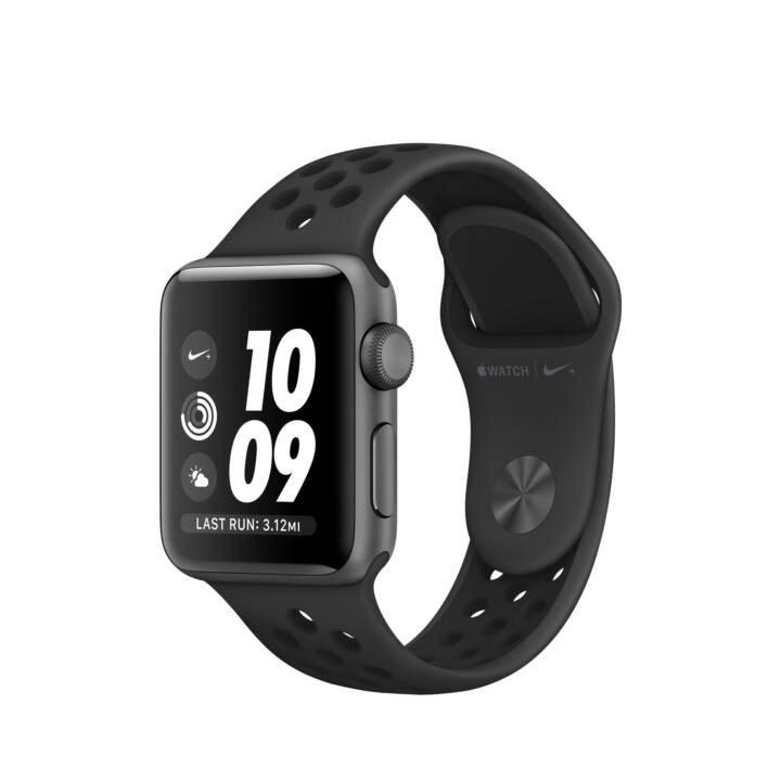 Montre Connectée Apple Watch Serie 3 Nike+ 38MM avec Bracelet Sport Nike (Frontaliers Suisse)
