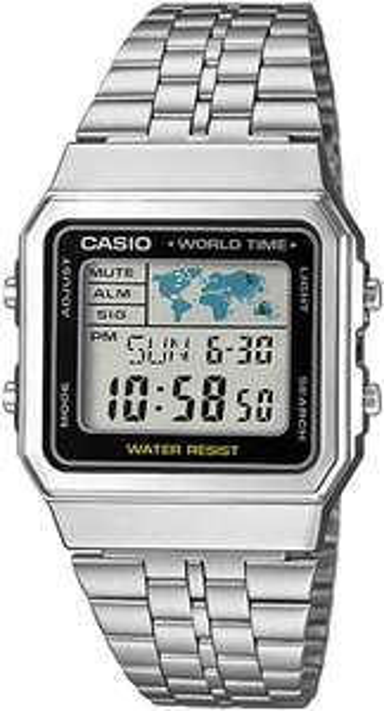 Montre Numerique Casio A500WEA-1EF