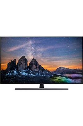 "TV QLED 55"" Samsung QE55Q80R 2019 - Full Led, 100 Hz, HDR 1000, smart TV"