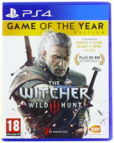 Jusqu'à -50% de réduction sur une sélection de Jeux Bandai Namco - Ex: The Witcher 3 GOTY sur PS4 ou Xbox One