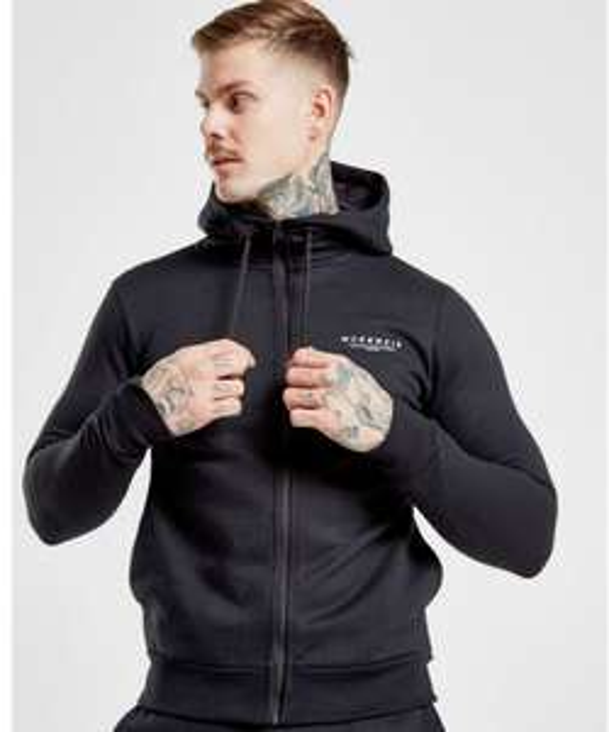 Veste McKenzie Essential Noir pour Hommes - Tailles au choix