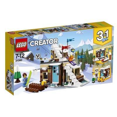 Jeu de Construction LEGO Creator Le chalet de montagne