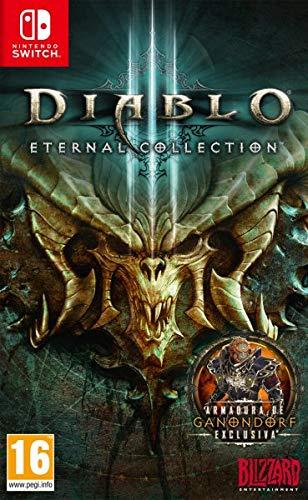 Jeu Diablo 3 Eternal Collection sur Nintendo Switch