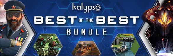 The Best of the Best Bundle Kalypso (Dématérialisé - Steam)