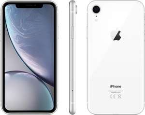 "Smartphone 6.1"" Apple iPhone XR - 64 Go - Blanc (Frontaliers Suisse)"