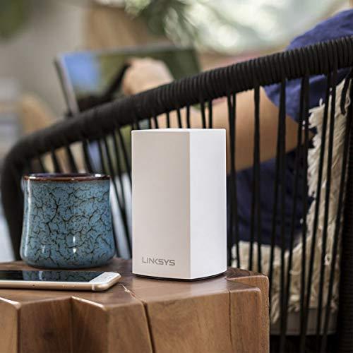 Système Wi-Fi Mesh Multiroom Double Bande Linksys VLP0102 Velop (126.4€ avec le code PGW20)