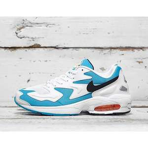 Baskets Nike Air Max2 Light - Taille 40 ou 41