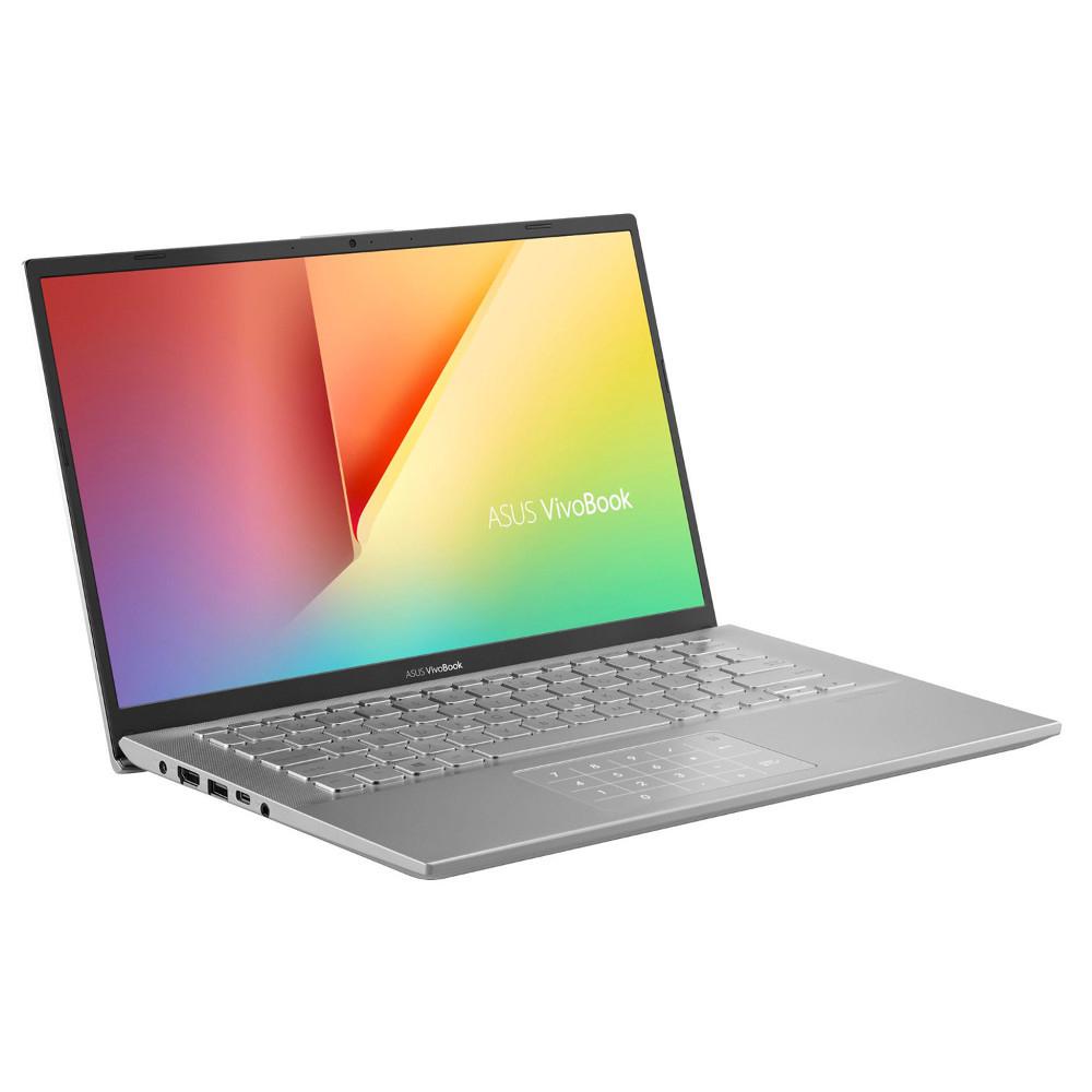 "PC Portable 14"" Asus VivoBook S412DA-EK005T avec NumPad - Full HD, Ryzen 5 3500U, RAM 8 Go, SSD 256 Go, Windows 10"