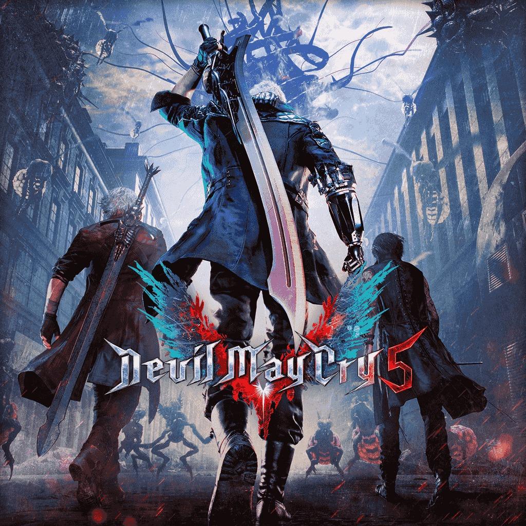 Jeu Devil May Cry 5 Sur PC (Dématérialisé - Steam)