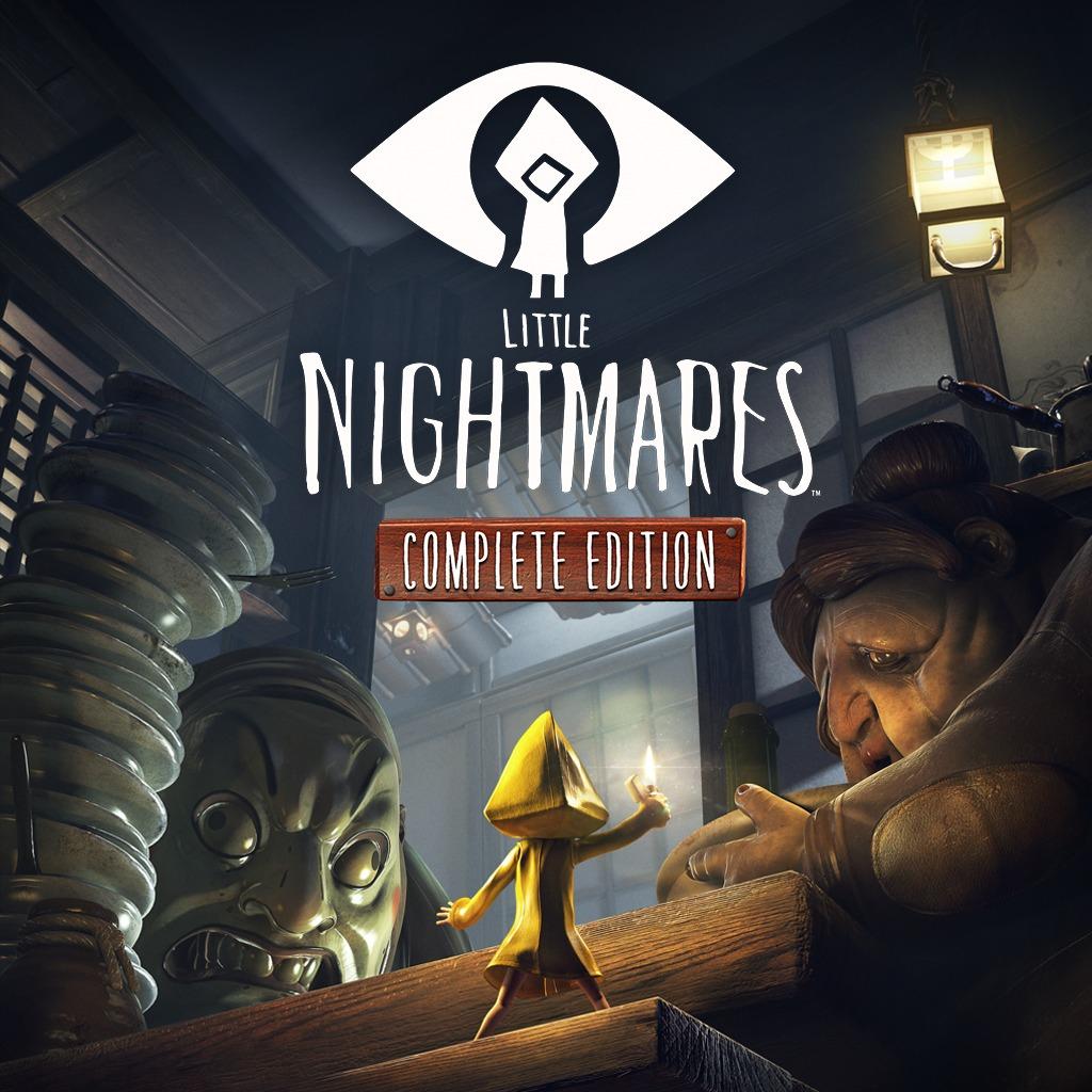 Little Nightmares - Complete Edition: Le Jeu + Season Pass sur PC (Dématérialisé - Steam)