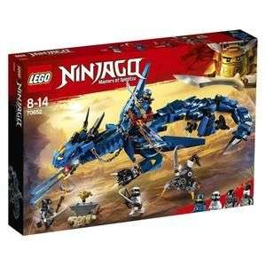 Jouet Lego Ninjago - Le dragon Stormbringer (70652)