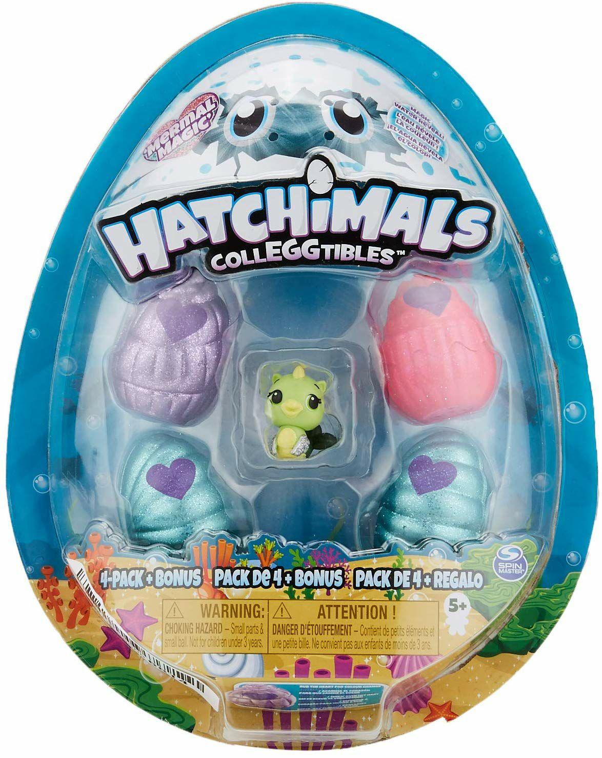 Pack de 5 figurines Hatchimals