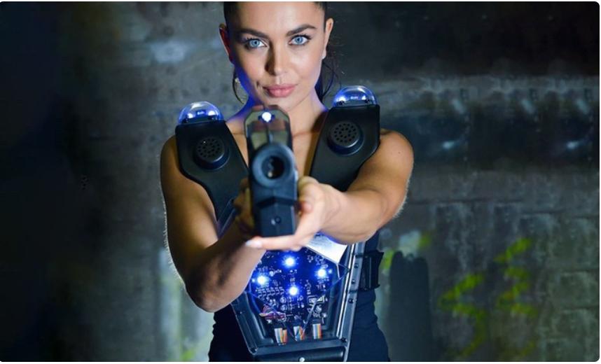 1 partie de laser game de 30 minutes pour 6 personnes au Starship Laser Lille (59)